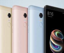 Характеристики Xiaomi Redmi Note 5 и Redmi Note 5 Pro стали известны до премьеры