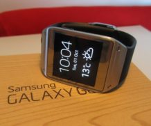 Smart watch Samsung Galaxy Gear X will be able to determine the blood pressure