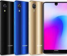Представлен смартфон Sharp Aquos S3 mini