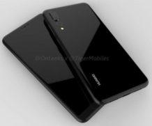 Новые рендеры Huawei P20 Plus раскрывают тройную камеру