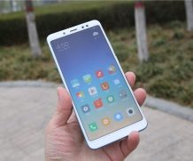 First review of Xiaomi Redmi Note 5 Pro
