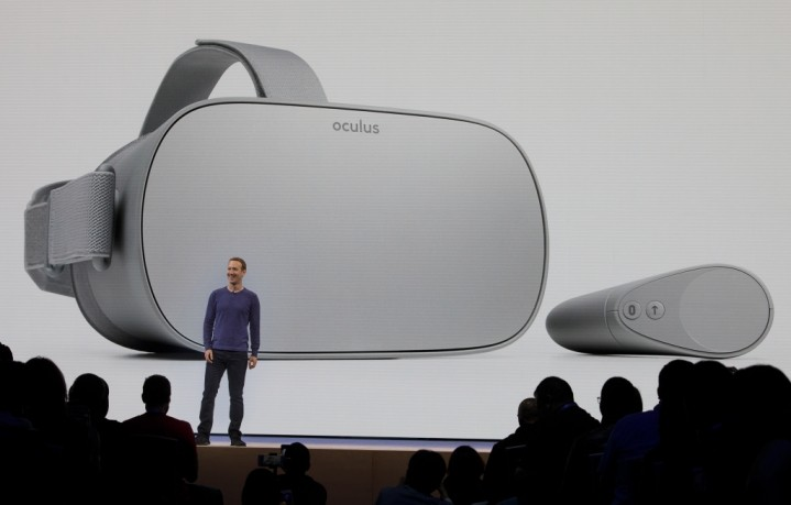 vr гарнитура Oculus Go VR Headset