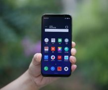 The first review of Meizu 16 th