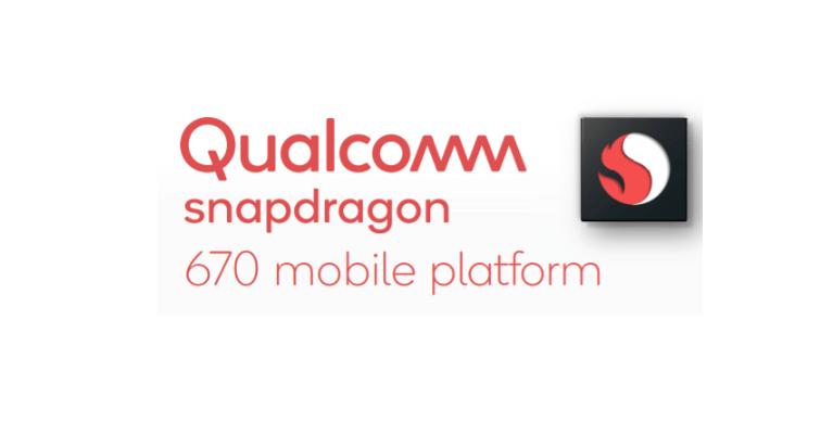 Qualcomm Announces Snapdragon 670