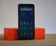 Review Xiaomi Redmi S2 3 / 32 GB: budget camera