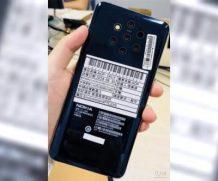 В сети появились рендеры Nokia 9 с 5 камерами