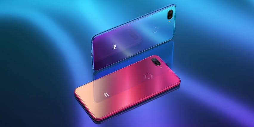 Xiaomi Mi 8 Lite датой выхода в России