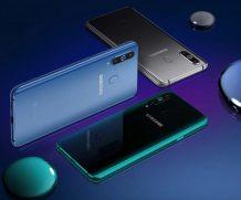 Представлен Samsung Galaxy A8s — первый смартфон со встроенной в дисплей камерой