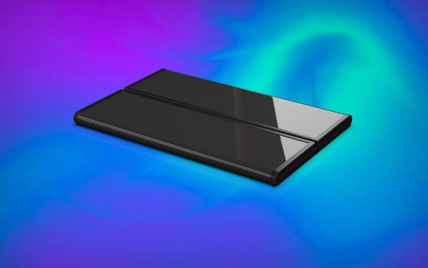 3D-рендер складного смартфона Xiaomi демонстрирует возможностью двойного складывания (1)