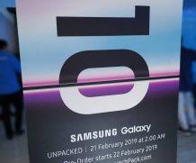 В сеть «слили» живые фото и характеристики Samsung Galaxy S10e