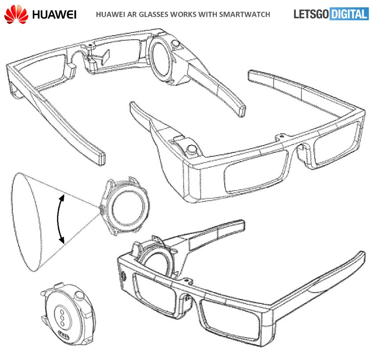 очки Huawei AR