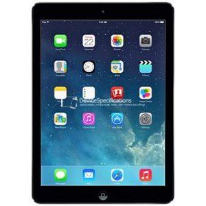Характеристики Apple iPad Air