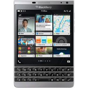 Характеристики BlackBerry Passport Silver Edition