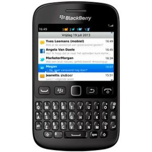 Характеристики BlackBerry 9720