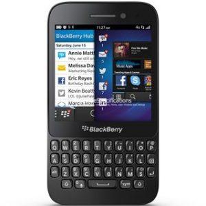 Характеристики BlackBerry Q5