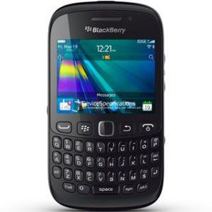 Характеристики BlackBerry Curve 9220