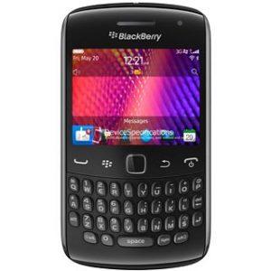 Характеристики BlackBerry Curve 9370