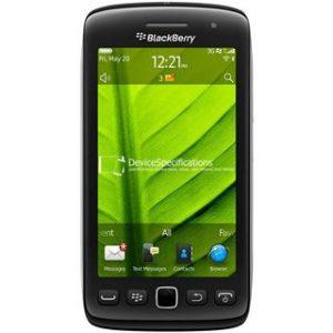Характеристики BlackBerry Torch 9860