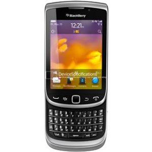 Характеристики BlackBerry Torch 9810