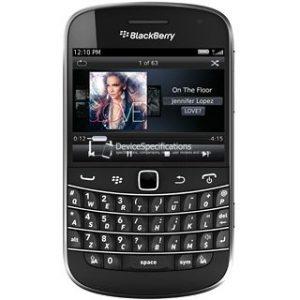 Характеристики BlackBerry Bold Touch 9900