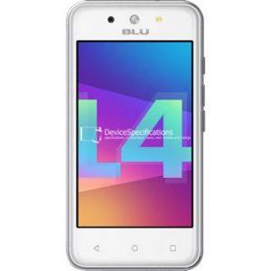 Характеристики BLU Dash L4 LTE