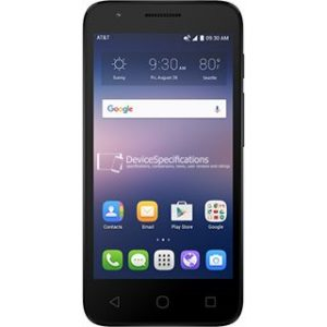 Характеристики Alcatel Ideal