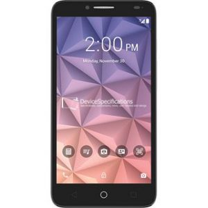 Характеристики Alcatel OneTouch Fierce XL