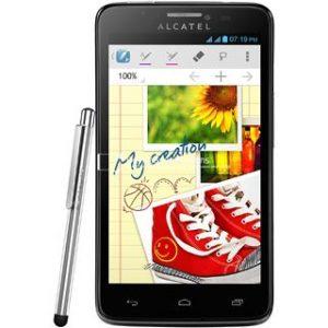 Характеристики Alcatel OneTouch Scribe Easy