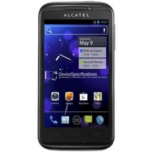 Характеристики Alcatel OT-993