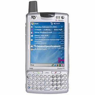 Характеристики HP iPAQ h6315