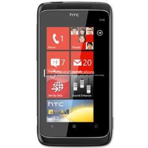 Характеристики HTC 7 Trophy