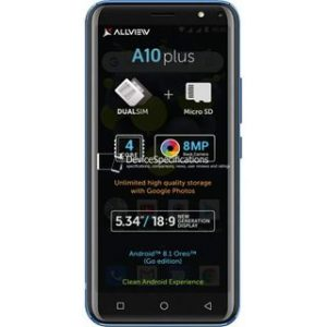 Характеристики Allview A10 Plus