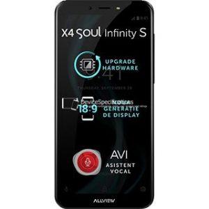 Характеристики Allview X4 Soul Infinity S