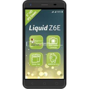 Характеристики Acer Liquid Z6E