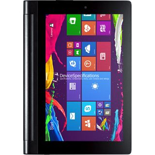 Характеристики Lenovo Yoga Tablet 2 (Windows)