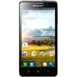 Характеристики Lenovo P780