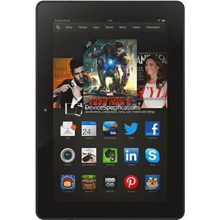Характеристики Amazon Kindle Fire HDX 8.9