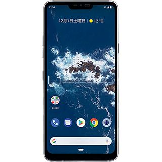 Характеристики LG X5 Android One