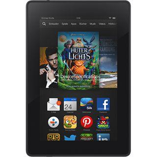 Характеристики Amazon Kindle Fire HD 7