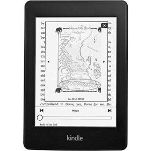 Характеристики Amazon Kindle Paperwhite (2013)