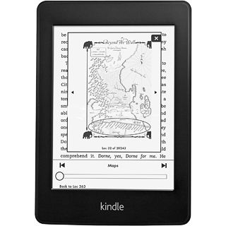Характеристики Amazon Kindle Paperwhite (2013)