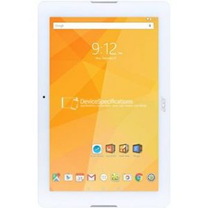 Характеристики Acer Iconia One 10 B3-A20