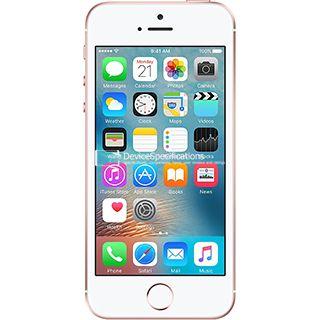 Характеристики Apple iPhone SE