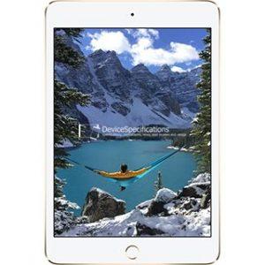 Характеристики Apple iPad mini 4