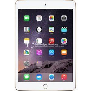Характеристики Apple iPad mini 3