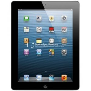 Характеристики Apple iPad 4 Wi-Fi