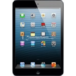 Характеристики Apple iPad mini Wi-Fi + Cellular