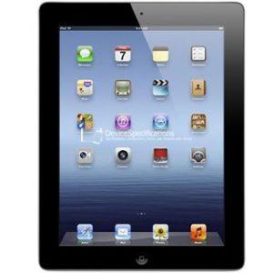 Характеристики Apple iPad 3 Wi-Fi + 4G