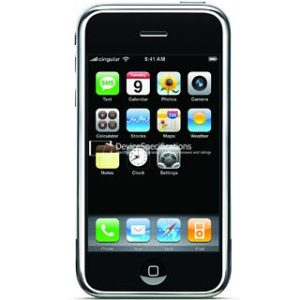 Характеристики Apple iPhone