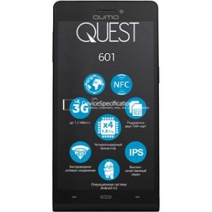 Характеристики Qumo Quest 601